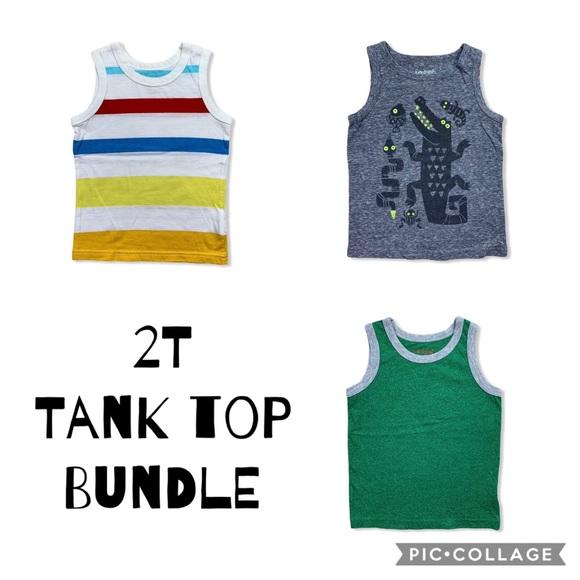 Tank Top Bundle Size 2T